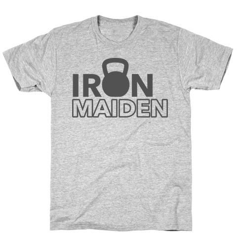 Iron Maiden (Kettlebell) T-Shirt