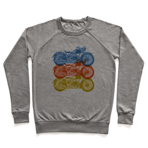 Motorcycle Pullover