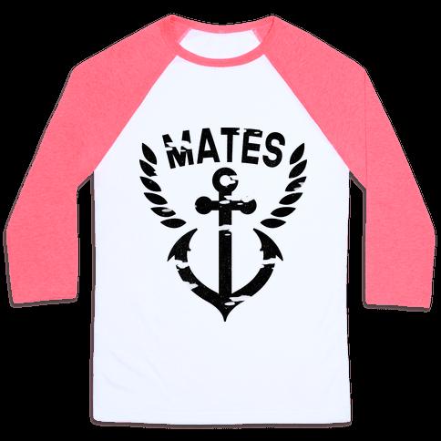 Ship Mates Glo (mates) Baseball Tee