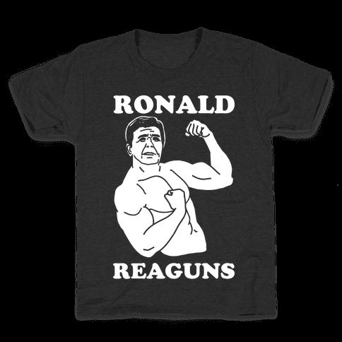 Ronald Reaguns Kids T-Shirt