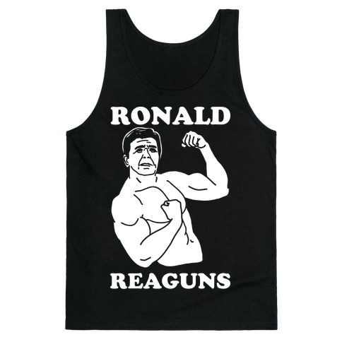Ronald Reaguns Tank Top