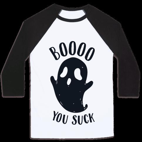 BOoOo You Suck