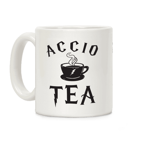 Accio Tea Coffee Mug