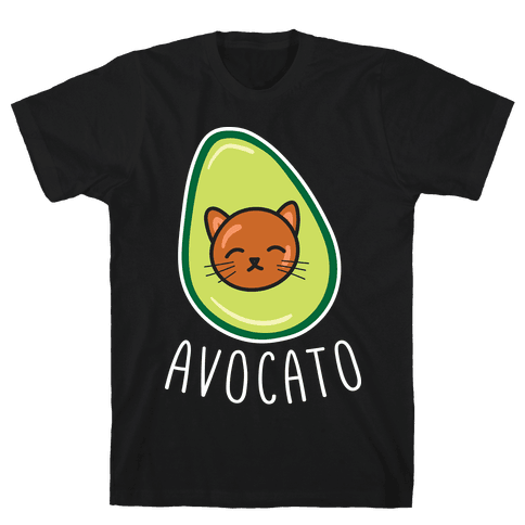 Avocato Mens T-Shirt