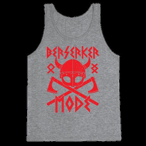 Berserker Mode Tank Top