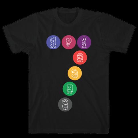 Greendale 7 Mens T-Shirt