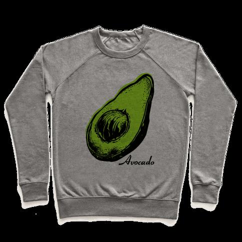 Pop Art Avocado Pullover