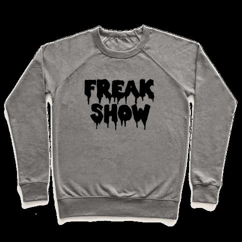 Freak Show Pullover