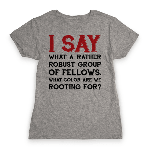Robust Fellows Womens T-Shirt