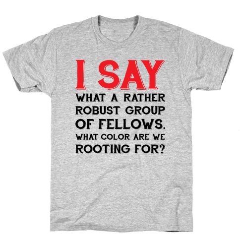 Robust Fellows Mens T-Shirt
