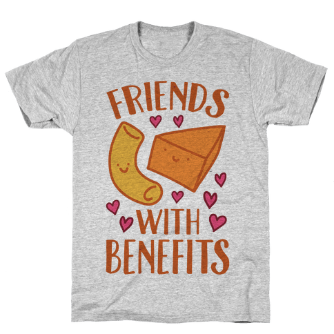 Friends With Benefits Mens T-Shirt