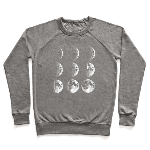 Moon Phases Pullover