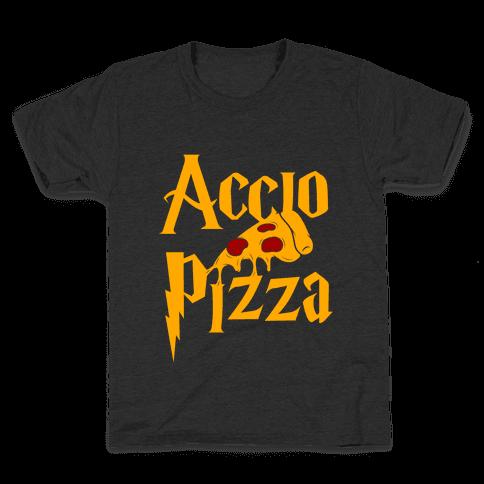 Accio Pizza Kids T-Shirt