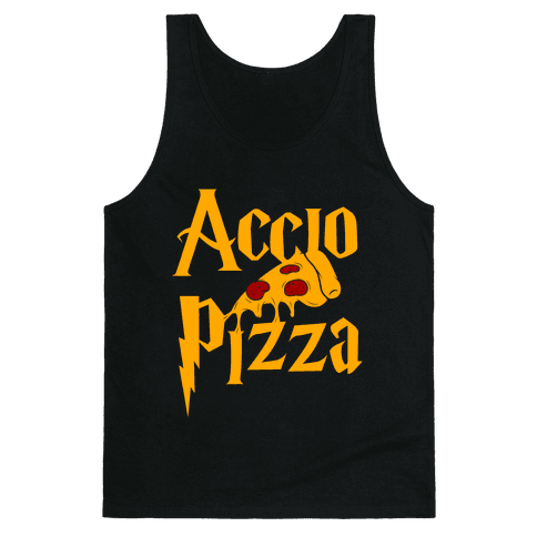 Accio Pizza Tank Top