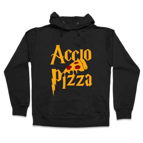 Accio Pizza Hooded Sweatshirt