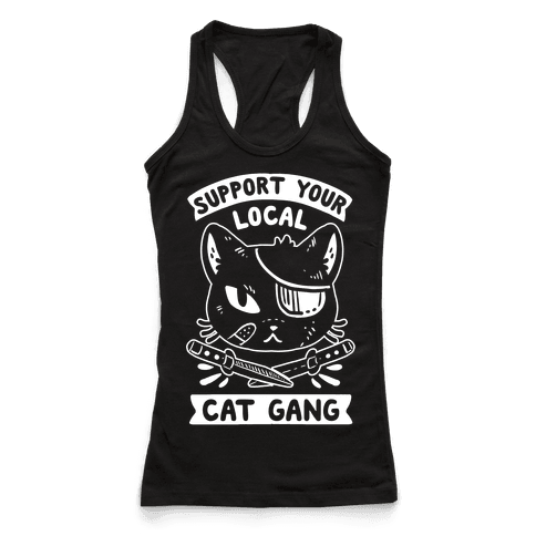 Support Your Local Cat Gang