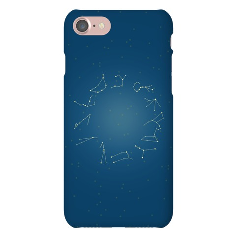 Zodiac Constellation Phone Case