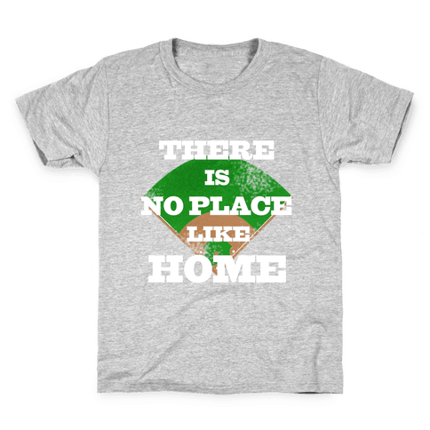 There is No Place Like Home (Juniors) Kids T-Shirt