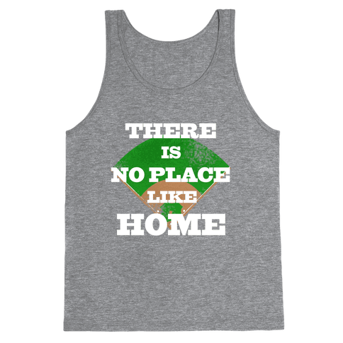 There is No Place Like Home (Juniors) Tank Top