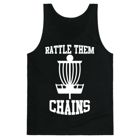 Rattle Them Chains Tank Top