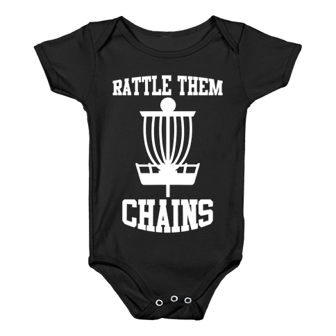 Rattle Them Chains Baby Onesy