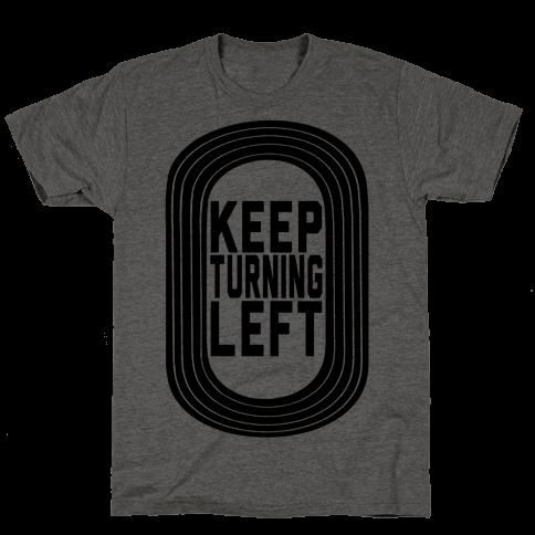 Track: Keep Turning Left