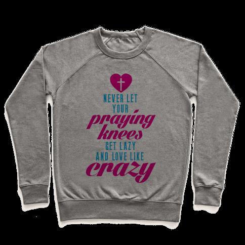 Praying Knees Pullover