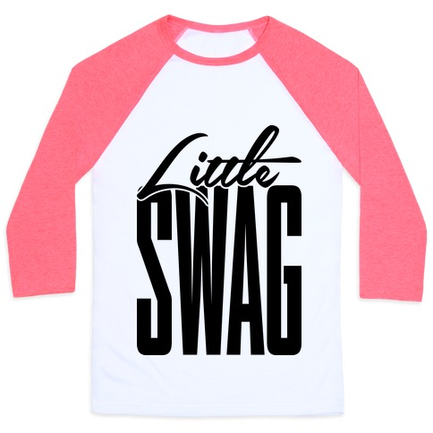 Little Swag Baseball Tee