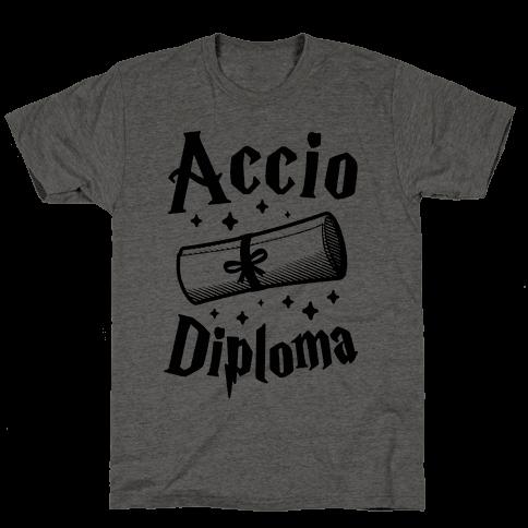 Accio Diploma Mens T-Shirt