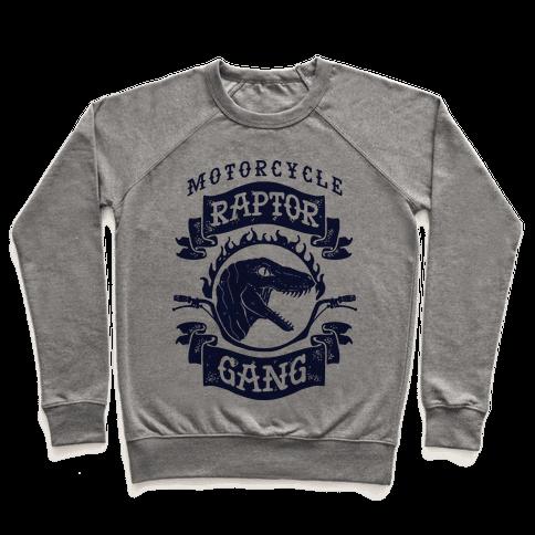 Motorcycle Raptor Gang Pullover