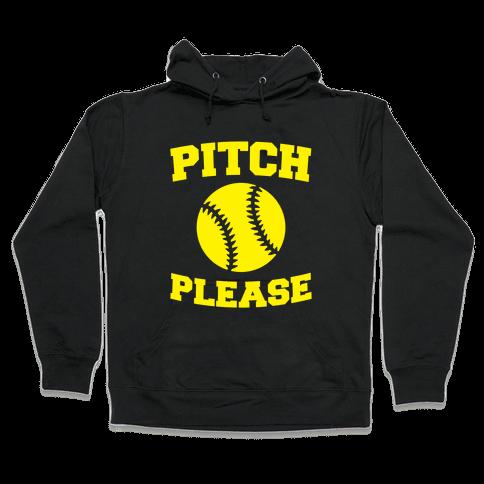 Pitch Please Hooded Sweatshirt