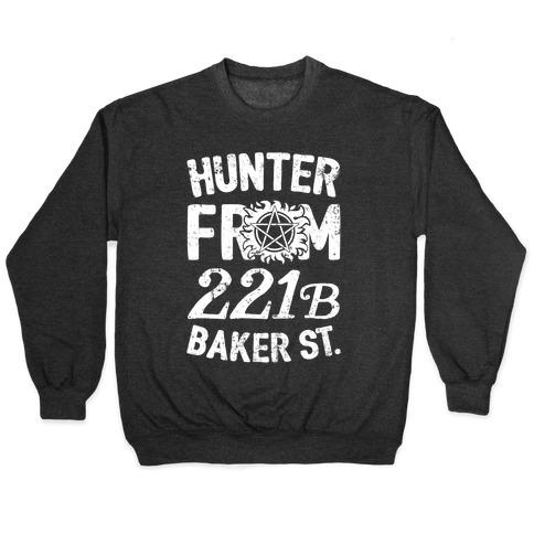 Hunter From 221B Baker St. Pullover