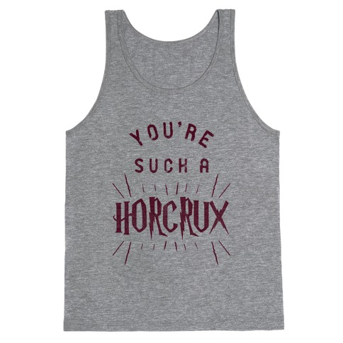 Such a Horcrux Tank Top