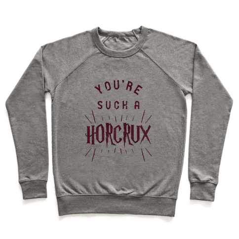 Such a Horcrux Pullover