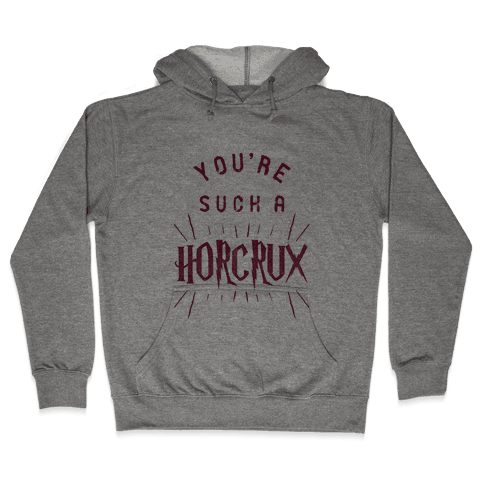 Such a Horcrux Hooded Sweatshirt