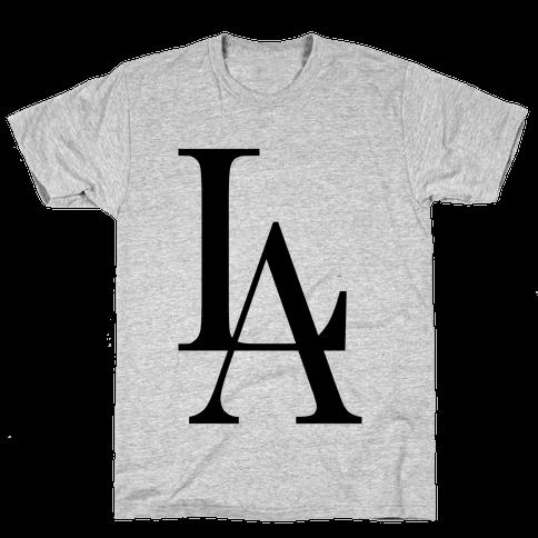 LA (Tank) Mens T-Shirt