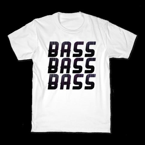 So Much Bass Kids T-Shirt