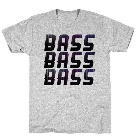 So Much Bass T-Shirt