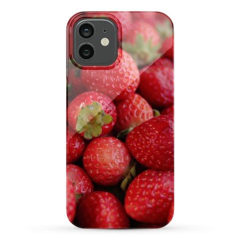 Strawberry Case Phone Case
