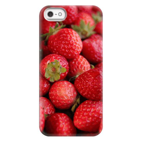 Strawberry Case - Phone Cases - HUMAN
