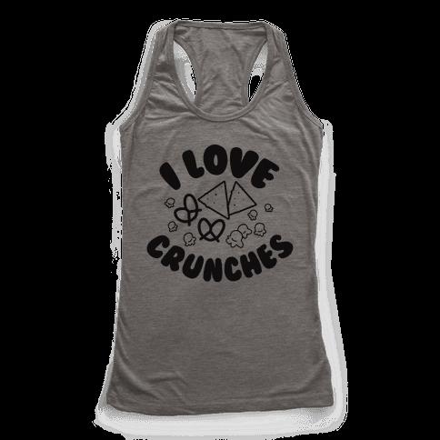 I Love Crunches