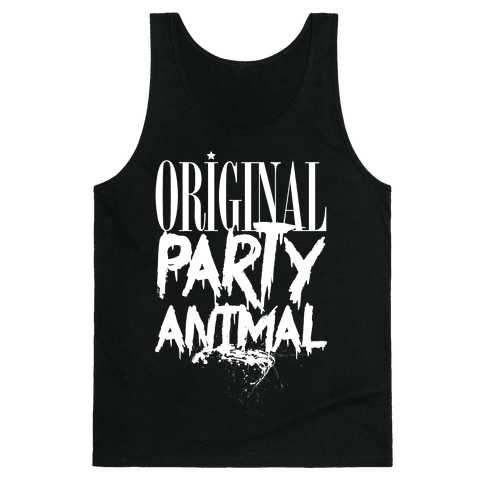Original Party Animal Tank Top