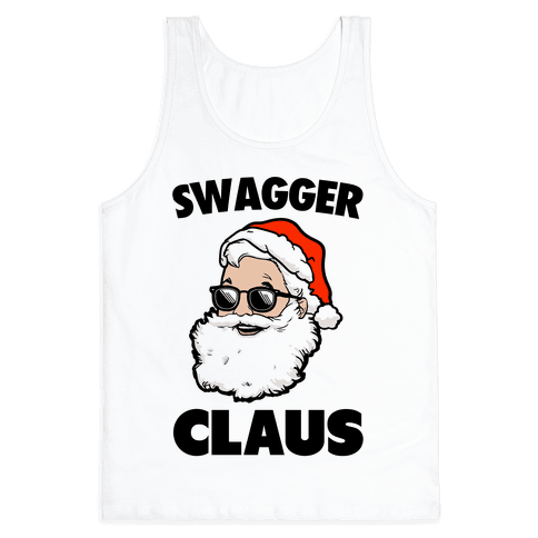 Swagger Claus Tank Top