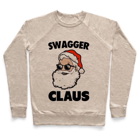 Swagger Claus Pullover