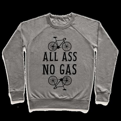 All Ass. No Gas! Pullover