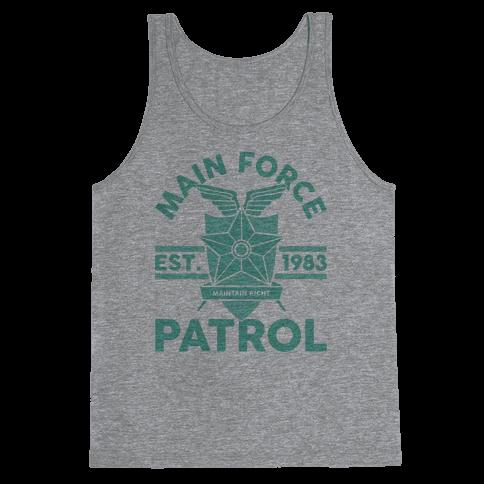 Main Force Patrol Tank Top