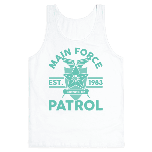 Main Force Patrol Tank Top
