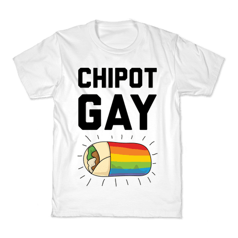 Chipot-Gay Kids T-Shirt
