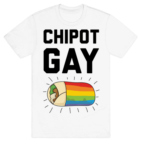 Chipot-Gay Mens T-Shirt