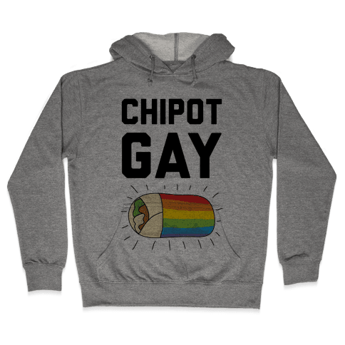 Chipot-Gay Hooded Sweatshirt